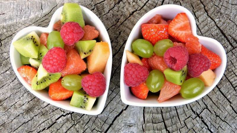 People who eat a healthy diet including whole fruits may be less likely to develop diabetes